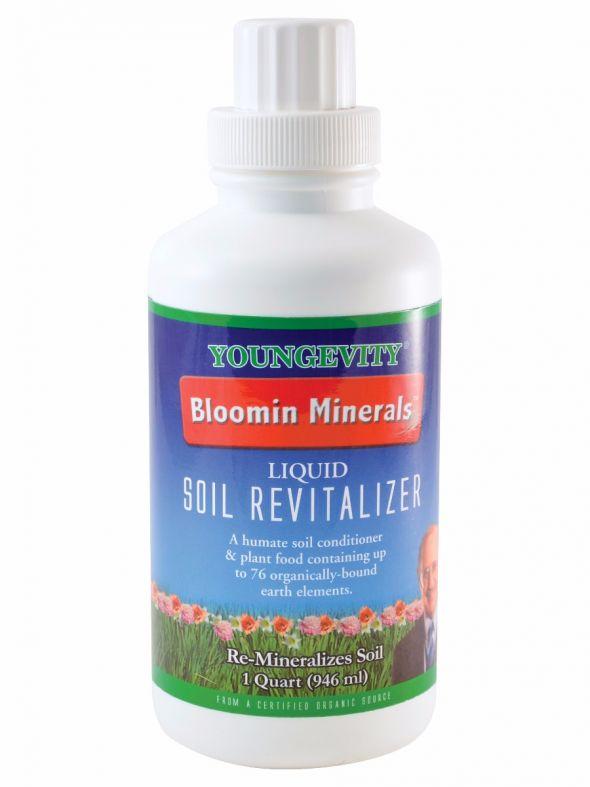 Bloomin Minerals™ Liquid Soil Revitalizer - 1 qt