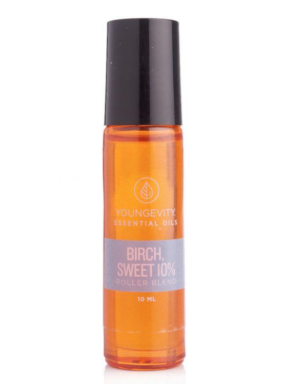 Birch, Sweet 10% 10mL Roller Bottle