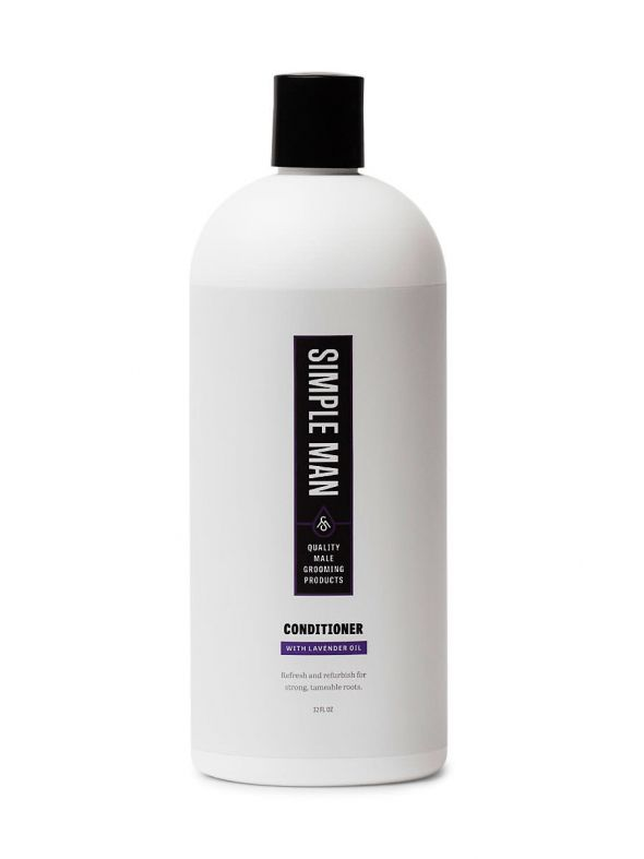 Simple Man Lavender Conditioner - 1L