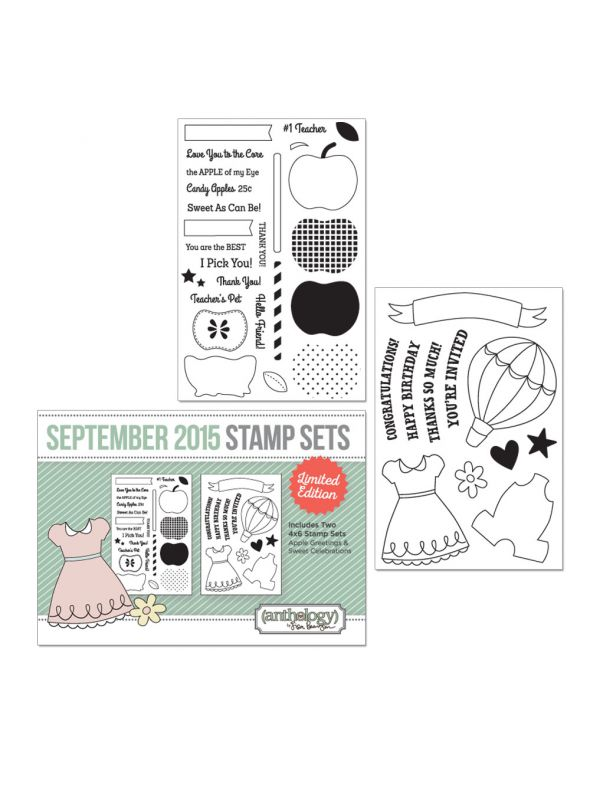 September Stamp Set